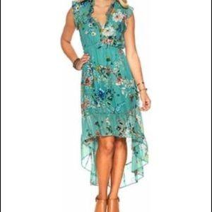 Dresses & Skirts - Floral High/Low Dress